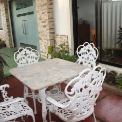 Отель Casa Belina Bed & Breakfast Филиппины, о. Арресифе - отзывы, цены и фото номеров - забронировать отель Casa Belina Bed & Breakfast онлайн балкон