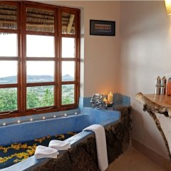 Отель The Sleeping Warrior ванная