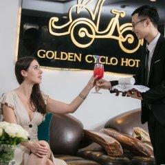 Отель Golden Cyclo Ханой фото 7
