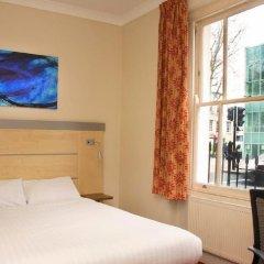 Отель Comfort Inn Victoria Великобритания, Лондон - 1 отзыв об отеле, цены и фото номеров - забронировать отель Comfort Inn Victoria онлайн комната для гостей фото 5
