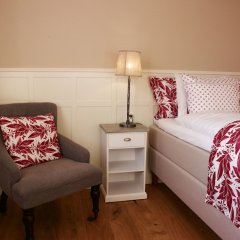 Отель CheckInn Bed & Breakfast Швеция, Лунд - отзывы, цены и фото номеров - забронировать отель CheckInn Bed & Breakfast онлайн комната для гостей фото 5