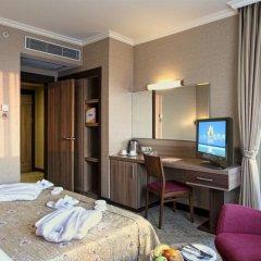 Sueno Hotels Beach Side Турция, Сиде - отзывы, цены и фото номеров - забронировать отель Sueno Hotels Beach Side онлайн удобства в номере