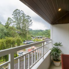 Hill View Munnar in Munnar, India from 85$, photos, reviews - zenhotels.com balcony