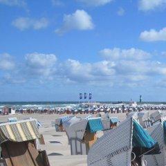 Отель Elbotel пляж