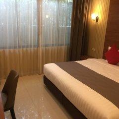 Отель S Bangkok Hotel Navamin Таиланд, Бангкок - отзывы, цены и фото номеров - забронировать отель S Bangkok Hotel Navamin онлайн комната для гостей фото 2