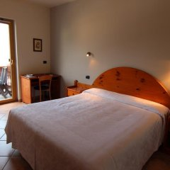 Отель Albergo Edelweiss Вилладоссола комната для гостей фото 3