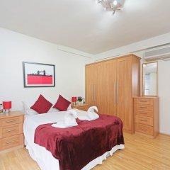 Отель Baker Street Suites Великобритания, Лондон - отзывы, цены и фото номеров - забронировать отель Baker Street Suites онлайн комната для гостей фото 4