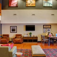 Отель Four Points By Sheraton Columbus - Polaris Колумбус интерьер отеля фото 2