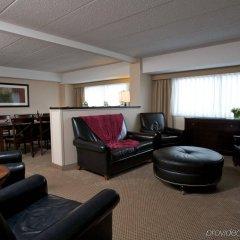 Отель Crowne Plaza Columbus - Downtown США, Колумбус - отзывы, цены и фото номеров - забронировать отель Crowne Plaza Columbus - Downtown онлайн комната для гостей фото 4