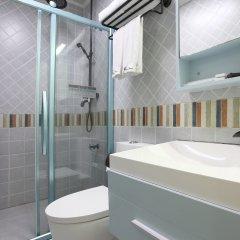 Отель Gallery Hotel - Xiamen Gulangyu Guyi Китай, Сямынь - отзывы, цены и фото номеров - забронировать отель Gallery Hotel - Xiamen Gulangyu Guyi онлайн ванная