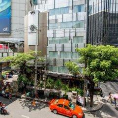 Отель Sukhumvit Suites Бангкок детские мероприятия