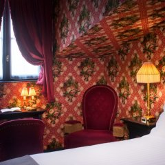 Отель Maison Athénée Франция, Париж - 1 отзыв об отеле, цены и фото номеров - забронировать отель Maison Athénée онлайн удобства в номере фото 2