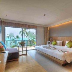 Отель Mercure Koh Samui Beach Resort Таиланд, Самуи - 3 отзыва об отеле, цены и фото номеров - забронировать отель Mercure Koh Samui Beach Resort онлайн комната для гостей фото 3