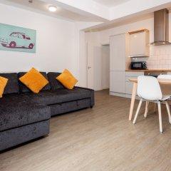 Отель Clyde Road - Brighton - Guest Homes Великобритания, Брайтон - отзывы, цены и фото номеров - забронировать отель Clyde Road - Brighton - Guest Homes онлайн комната для гостей фото 4