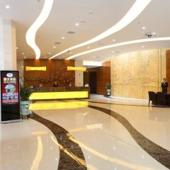 Отель Xiamen Plaza Hotel Китай, Сямынь - отзывы, цены и фото номеров - забронировать отель Xiamen Plaza Hotel онлайн интерьер отеля фото 3