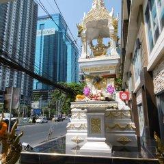 Отель Green Bells Residence New Petchburi Бангкок