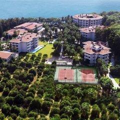 Alara Park Hotel Турция, Аланья - отзывы, цены и фото номеров - забронировать отель Alara Park Hotel онлайн спортивное сооружение