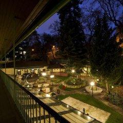 Отель SCHWAIGER Прага балкон