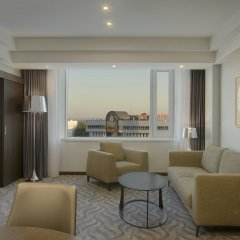 Crowne Plaza Ufa – Congress Hotel комната для гостей