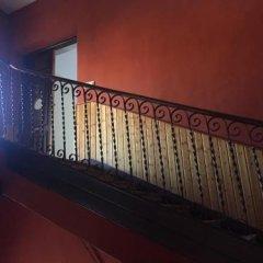 Отель Hostal La Estación Саэлисес приотельная территория