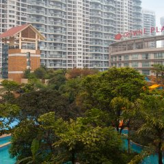 Отель Crowne Plaza Chongqing Riverside фото 6