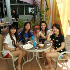 Отель Backpackers@SG питание