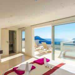 Villa Kiziltas 1 Турция, Калкан - отзывы, цены и фото номеров - забронировать отель Villa Kiziltas 1 онлайн балкон