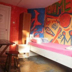 Neverland Hostel Стамбул комната для гостей