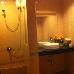 Отель Euro Asia Паттайя ванная