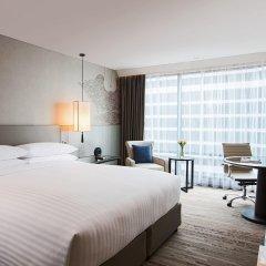 Отель Bangkok Marriott Marquis Queen's Park комната для гостей