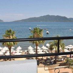Geo Beach Hotel Мармарис балкон
