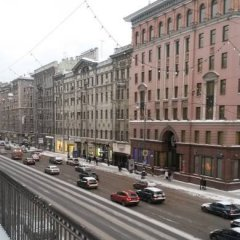 Отель Меблированные Комнаты на Маяковской Москва балкон