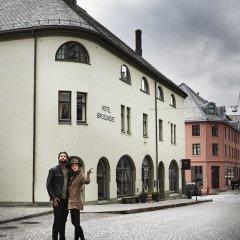 Отель Brosundet Норвегия, Олесунн - отзывы, цены и фото номеров - забронировать отель Brosundet онлайн с домашними животными