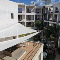 Отель Resort Il Mulino Италия, Эгадские острова - отзывы, цены и фото номеров - забронировать отель Resort Il Mulino онлайн балкон
