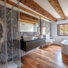 Отель Ca' Moro - Lido Венеция ванная