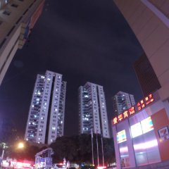 Aihua Boutique Hotel (Shenzhen Huaqiang North) вид на фасад фото 2