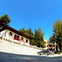 Отель Castle Park Албания, Берат - отзывы, цены и фото номеров - забронировать отель Castle Park онлайн парковка