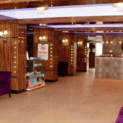 Отель Cleopatra Golden Beach Otel - All Inclusive интерьер отеля