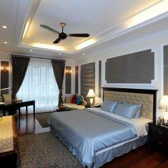 New Era Hotel and Villa комната для гостей