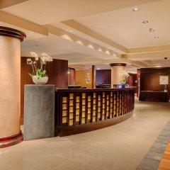 Отель NH Collection Genova Marina интерьер отеля