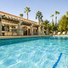 Отель Arizona Charlie's Boulder - Casino Hotel, Suites, & RV Park США, Лас-Вегас - отзывы, цены и фото номеров - забронировать отель Arizona Charlie's Boulder - Casino Hotel, Suites, & RV Park онлайн бассейн