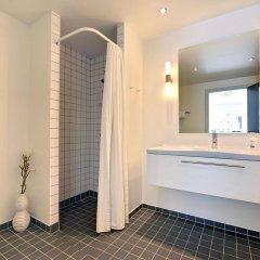 Hotel Borgmestergaarden Миддельфарт ванная