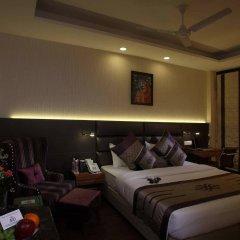The JRD Luxury Boutique Hotel комната для гостей