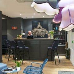 Отель Villa Boheme Париж гостиничный бар