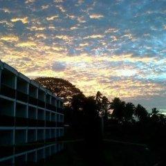 Отель Savusavu Hot Springs Hotel Фиджи, Савусаву - отзывы, цены и фото номеров - забронировать отель Savusavu Hot Springs Hotel онлайн балкон