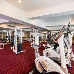 Отель Furama Silom, Bangkok фитнесс-зал фото 2