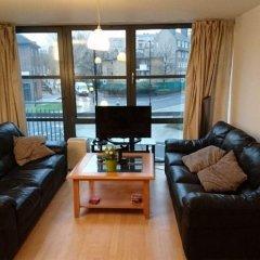 Апартаменты London City Luxury Apartments комната для гостей фото 4