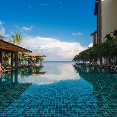 Отель Dusit Princess Moonrise Beach Resort бассейн