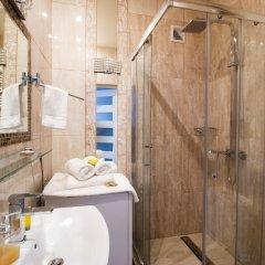 Апартаменты Piekna Downtown Apartment ванная