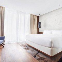 Гостиница Minsk Marriott комната для гостей фото 2
